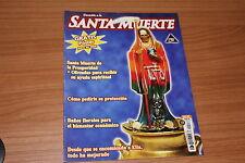 4.- MAGAZINE revista OFRENDAS FLORES SANTA MUERTE de la PROSPERIDAD