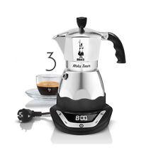 Bialetti Moka elettrica easy Timer 3 tazze Dama eletric epresso maker coffee