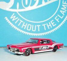 Hot Wheels '71 Buick Riviera #015 HW City Loose Red VHTF!!