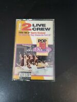 The 2 Live Crew From The LP Sports Weekend Pop That P***Y Cassette