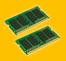 8 GB 2X 4 GB DDR3 di memoria RAM per Apple MacBook Pro PC3-10600 DDR3 1333 MHz SODIMM