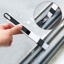 Window Track Cleaning Brushes Shower Sliding Door Wash Cleaner Dust Shovel