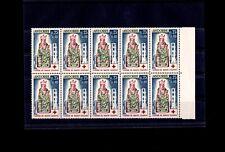 ANDORRE FRANCAIS ** n° 172 (10 exemplaires ) / MNH / CROIX ROUGE / TTBE