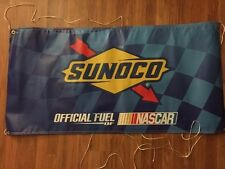 Sunoco Official Fuel of NASCAR Banner Vinyl New  Free Shipping!!!!