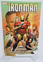 Iron Man Director of Shield HAUNTED Marvel Comics TPB Trade Paperback New