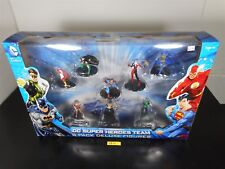 NEW & SEALED!! DC SUPER HEROES TEAM 8 PACK DELUXE FIGURES DC COMICS FLASH 12-1