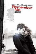 REMEMBER ME Movie POSTER 27x40 Robert Pattinson Emilie de Ravin Pierce Brosnan