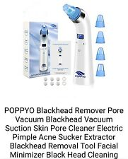 POPPYO Blackhead / Acne / Vacuum Remover Suction Beauty Device ~NEW~ facial pore
