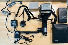 Sunpak Auto 622 Pro Flash with Accessories