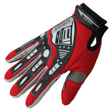 Mountain Bike Motorcycle Outdoor 3 Colors Cycling Anti-slip Full Finger Gloves