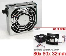 Sistema CARCASA VENTILADOR Fun Delta efb0812ehf 80x80x32 a3c40039720f FUJITSU