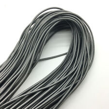 5yds Gray Trong Elastic Bungee Rope Shock Cord Tie Down DIY Jewelry Making