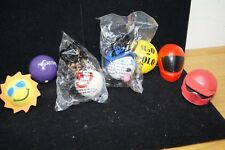 LOT OF 7 ANTENNA TOPPERS DODGE DODGERS JACK IN THE BOX +