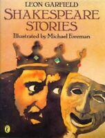 Shakespeare Stories by Leon Garfield 9780140389388   Brand New