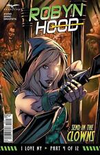 Grimm Fairy Tales: Robyn Hood I Love NY 4 - Cover B - NM+ or better