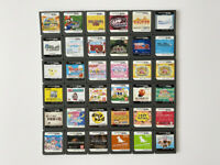 lot 36 Nintendo DS Special Recommend JAPAN games cartridges only NDS