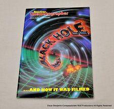 American Cinematographer-January 1980  Making The Black Hole!