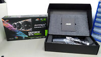 "ASUS Nvidia GeForce GTX 1080 Ti Strix ""ONLY BOX"""