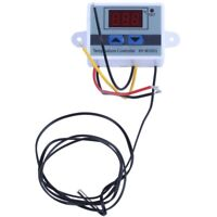XH-W3001 DC12V All-Purpose Digital LED Temperature Controller Thremostat wi B4W8