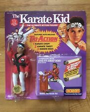 Remco The Karate Kid Action Figure - 1986 - In The Original Packaging