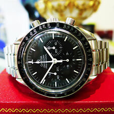 OMEGA Speedmaster Professional Chronograph Stainless Steel Moon Watch Circa 1984