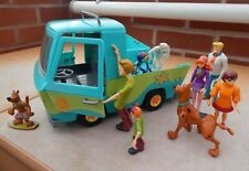 SCOOBY DOO GHOST BUSTER MACHINE AND ALL THE GANG