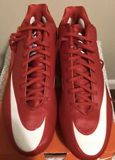 Nike Men's (Size 12) Vapor Speed 2 Td Cf Red Football Cleats