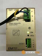 EMTECH EMT 12500 Power Supply 12524 Konverter
