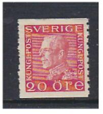 Schweden - 1922, 20 Ore Rosine (Gustav V) - M/M - SG 125
