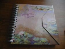 Friends/Family Card Planner withe cards and address book