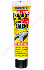 ABRO Exhaust system sealer CEMENT High temp 1093°C for tailpapes mufflers