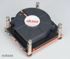 Akasa Low Profile 1U LGA775 and LGA1156 CPU Cooler