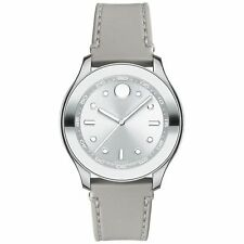 Movado 3600412 Women's Bold Silver Quartz Watch