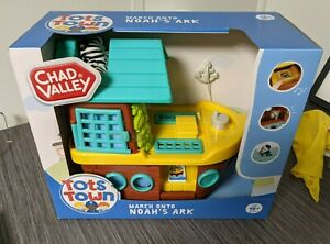 Chad Valley Tots Town Noah's Ark Playset BRAND NEW