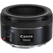 Objetivos normales Canon para cámaras