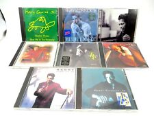 Lot of 8 Harry Connick Jr CD's ♫ 25 ♫ Too See You ♫ 20 ♫ Come By Me ♫ +More !!