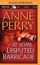 World War One: At Some Disputed Barricade 4 by Anne Perry (2015, MP3 CD,...
