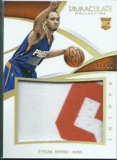 Immaculate Not Autographed NBA Basketball Trading Cards