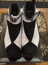 Men's NIKE Jordan Jumpman Swift Black White Sz 13 AT2555 100 $140 Retail
