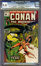 Conan the Barbarian #9 CGC 9.4 NM Universal CGC #0193056013