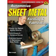 Automotive Sheet Metal Forming & Fabrication Manual by Cartech 196p