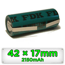 Genuine FDK Braun Oral-B Toothbrush Battery 42mm x 17mm 1.2V Ni-MH Japan FKD