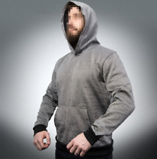Elite-Armor Slash Resistant Hoodie with Kangaroo Fron | Cut-Tex® PRO in Level 5+