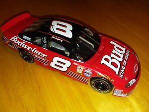 Dale Earnhardt Jr. 1999 Action Elite 1:24 scale Budweiser Monte Carlo diecast