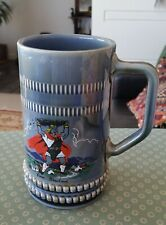 Lot 3 pieces Irish porcelain beer stein coffee mug ashtray Wade great condition