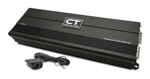 CT Sounds Car Audio Amplifier Monoblock CT-2000.1D Class D 2000W RMS Mono Amp