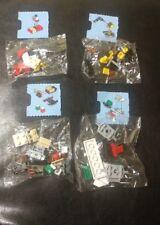Lego Advent Calender Mini Sets X4