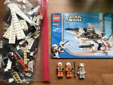 LEGO 4500 Star Wars Rebel Snowspeeder Set episode 4/5/6