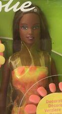 2001 Amazing Nails Christie doll NRFB Barbie