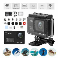 SJCAM SJ8 Pro Action Camera 12.0MP 8X WiFi 4K HD Waterproof Sports DVR 2 Colors